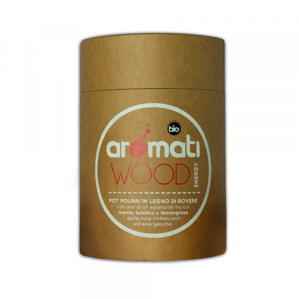 AROMATI WOOD ENERGY MEDIUM