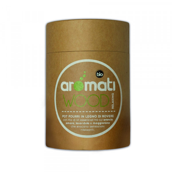 AROMATI WOOD RELAXING MEDIUM