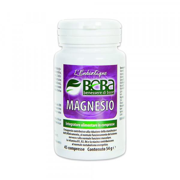 BEBA MAGNESIO 45 CPS