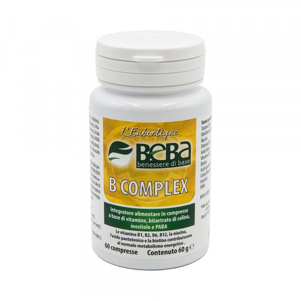BEBA B COMPLEX 60 CPR